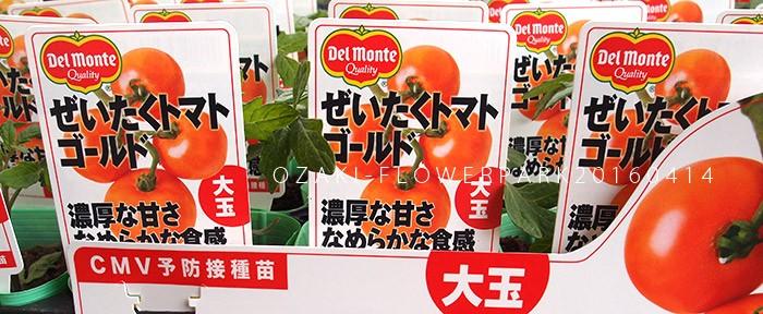 デルモンテぜいたくトマト