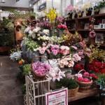 造花コーナー